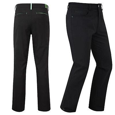 Footjoy Mens Bedford Slim Fit Golf Trousers 2017