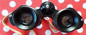 Vintage Binoculars 8 x 30 Field 75 Deg Cadet Coated Optics No 651059  Case - <span itemprop='availableAtOrFrom'>Camborne, Cornwall, United Kingdom</span> - Vintage Binoculars 8 x 30 Field 75 Deg Cadet Coated Optics No 651059  Case - Camborne, Cornwall, United Kingdom