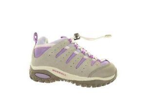Kids Girls Merrell Chami Stretch Taupe Purple Size 9,10,11,12,13,1,2,3,4