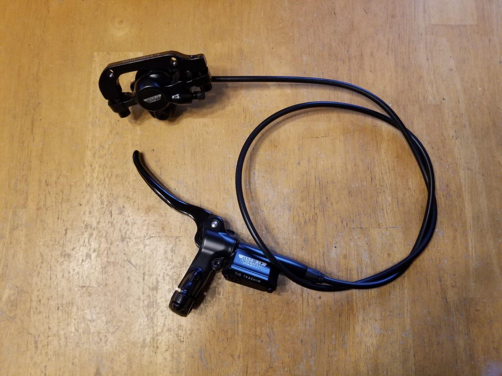 Tektro Auriga Comp Hydraulic Bike Disc Brake - Front - 36  Hose
