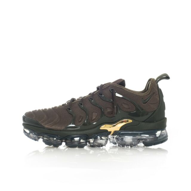 db0e5f744a Nike Air Vapormax Plus Cargo Khaki Sequoia Olive Max 924453-300 Ships Now 8  for sale online | eBay