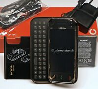 NOKIA N97-4 MINI 8GB RM-555 HANDY SMARTPHONE KAMERA MP3 WLAN UMTS TOUCH NEW NEU
