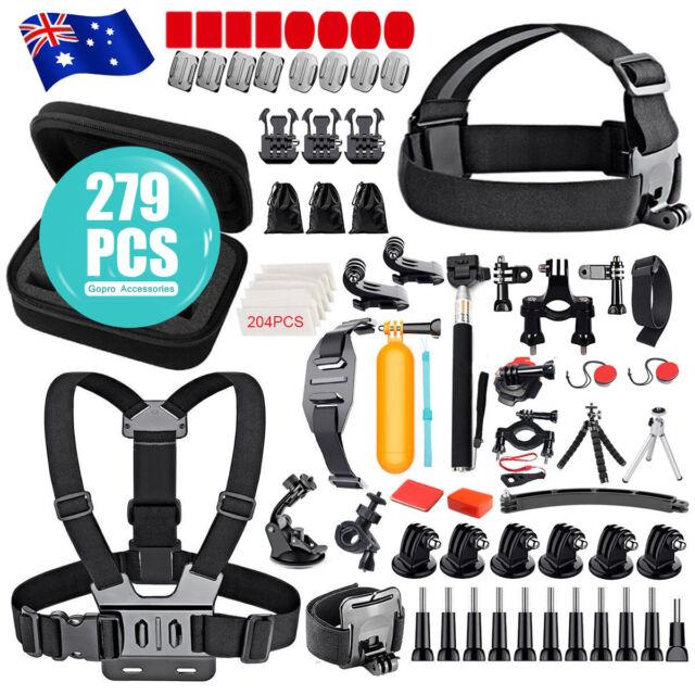 Gopro Accessories Kit for Sport Action Camera Hero 8 7 5 6 3+ SJCAM AKASO APEMAN