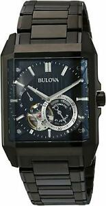 Bulova-98A180-Men-039-s-Automatic-self-Wind-Watch