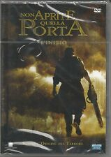 Non aprite quella porta. L'inizio (2006) DVD SIGILLATO SEALED