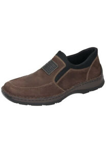 Rieker-Slipper-Halbschuhe-Sneaker-Herrenschuhe-braun-05352-25-Gr-40-46-Neu15
