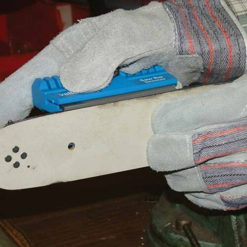Bar Rail Dresser Vallorbe Chainsaw Bar Dresser
