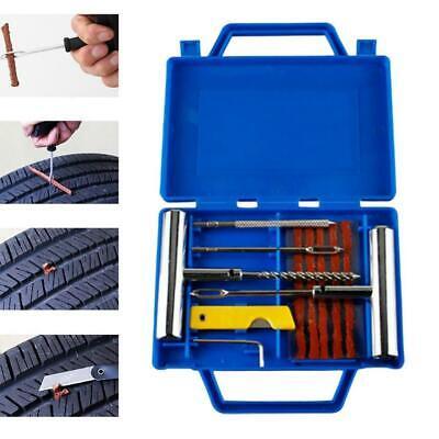 20x Tubeless Tire Tyre Puncture Repair Kit Strips Plug Car cycling Bike SKPB