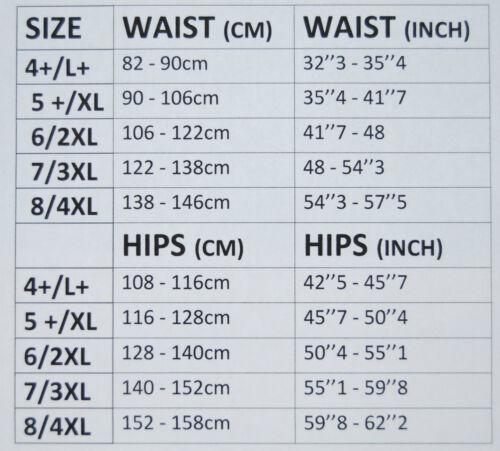 XXXXL Black 40 or 60 Denier Plus Size Microfibre Tights Semi Opaque Sizes L