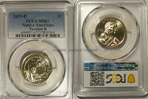 2020 D Innovation Dollar $1 CT Gerber Scale PCGS MS65 Position B First Strike