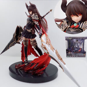 Rage of Bahamut Dark Dragoon Forte The Devoted 1//8 PVC Figure Toy