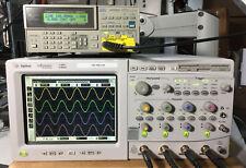 Agilent Infiniium 54835a 4 Channel Oscilloscope 1ghz 4gsas Parts