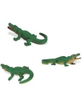 Doll House Shoppe 3 Toy Orca or Killer Whale Game Pcs Micro-mini Miniature