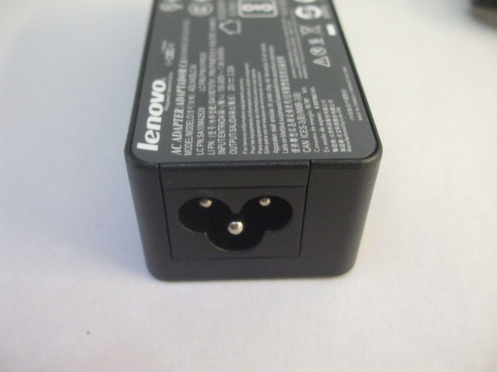 Lenovo AC Adapter ADLX45DLC3A - Output 20v-2 25a Ref T2489