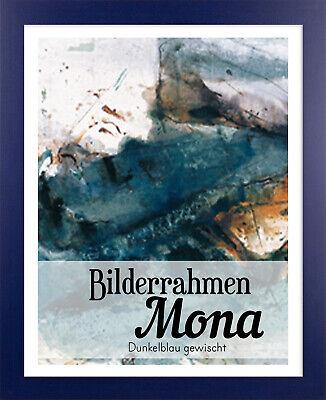 Mona 51 x 61,5 cm Bilderrahmen Homedeco 24 Holzwerkstoff Wahl Farbe Verglasung