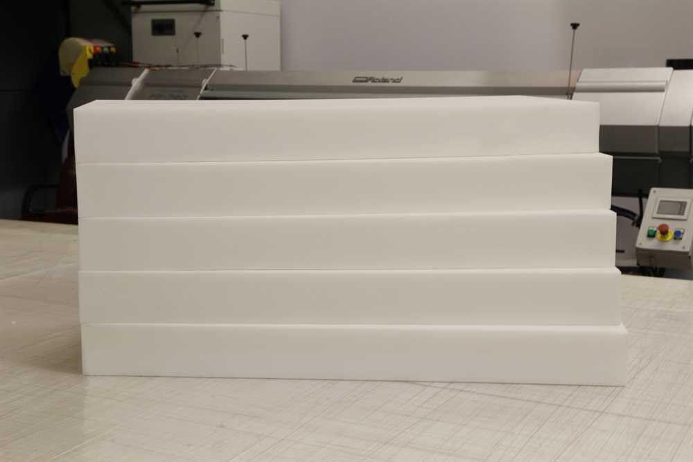 4x Raum Akustik Schall Schutz Absorber Dämmung 100x50x10 aus Basotect® B Weiß