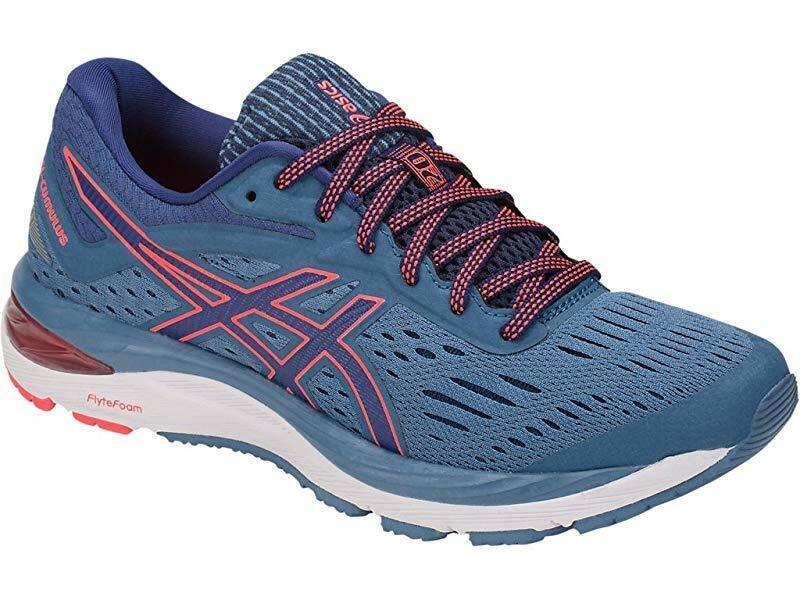 ASICS Wouomo Gel -Cumulo 20 Running scarpe, Azure  blu  Print, 12 B (M) US  sconto