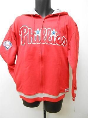 Sport Zuversichtlich Neu Mlb Philadelphia Phillies Herren Medium M Von Stichen 25qj