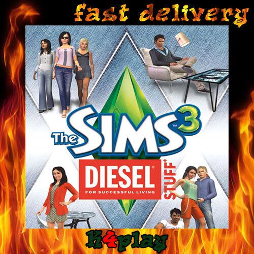 The Sims 3 Diesel PC Origin CD Key