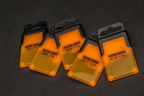 Guru Micro Cubes Coarse Fishing Split Shots