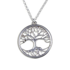 Tree of Life Pendant Cornish Silver by St. Justin, UK - SP949