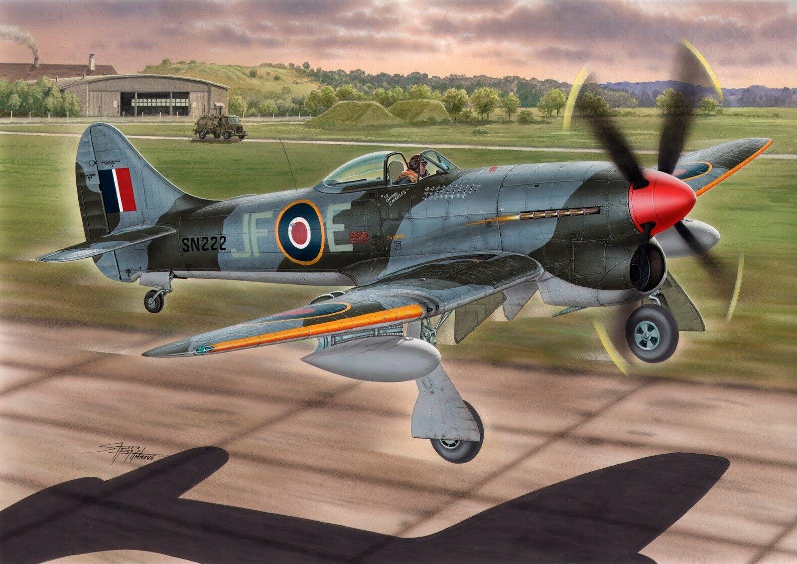 Special Hobby 1 32 Hawker Tempest Mk.V  Hi-Tech 2