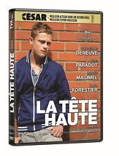 La tête haute (DVD, 2016, Canadian, Contais English Subtitles)