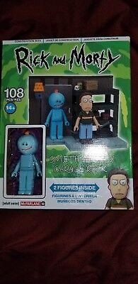 McFarlane Rick /& Morty Smith Garage familial Rack Construction Set avec mini figures