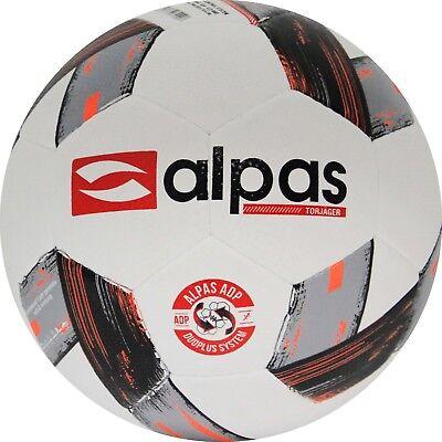 ALPAS ELITE WETTSPIELBALL GRÖßE 5 FUSSBALL TRAININGSBALL SENIOREN JUGEND BALL