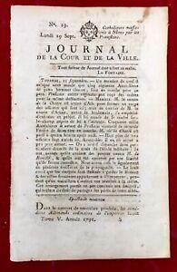 Protestant de Nîmes 1791 Tournai Madame Elisabeth Louis 16 Révolution Royaliste