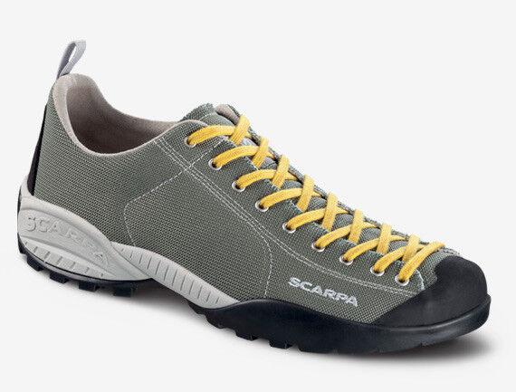 shoes Lifestyle men SCARPA MOJITO FRESH color Sage Senape
