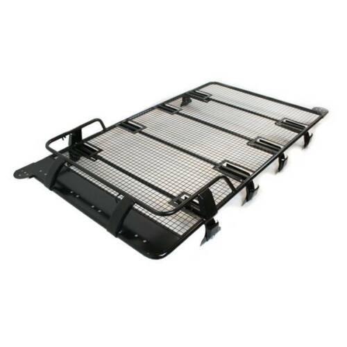 Universal 2.3M Steel Front Basket Rain Gutter Roof Rack CLEARANCE