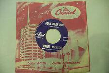 """WANDA JACKSON""""HAPPY HAPPY BIRTHDAY-disco 45 giri CAPITOL Italy 1963"""""""