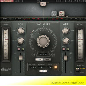 Waves-REEL-ADT-Plugin-Abbey-Road-Tape-Effect-Audio-Software-NEW