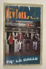 New York Band - Pa' la Calle (Audio Cassette Sealed)