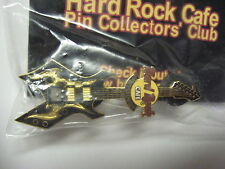 NEW Hard Rock Cafe Pin Pittsburgh Fantasy Guitar Series