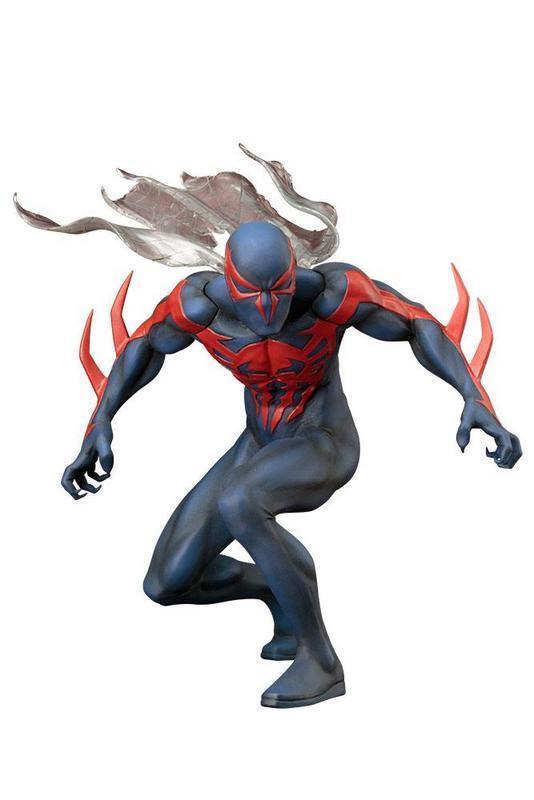 Marvel Comics statuette  PVC ARTFX+ 1 10 Spider-Man 2099 13 cm statue 93069  beaucoup de surprises