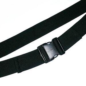 c2472f70c4db9 Herren-Accessoires Gurt Gürtel PP Tragegurt verstellbar Clip Taschengurt  für Gürteltasche Tasche