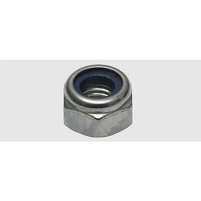 ubk Swg dado di sicurezza m8 din 985 acciaio inox a2 75 pz