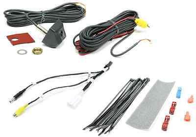 ROSTRA 250-8402 Toyota Navigation Screen CCD Color Backup Camera System
