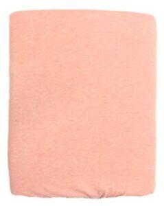 T-Shirt Soft Jersey Knit Sheet Set Peach Blush Twin XL Dorm Bed Sheets