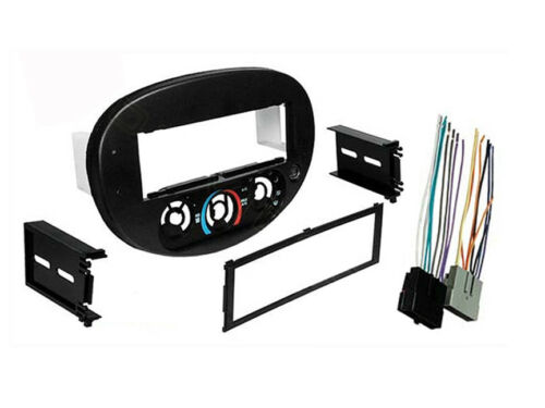 Ford Escort Tracer Zx2 2002 Stereo Radio CD Player Dash Install Kit+Harness 02