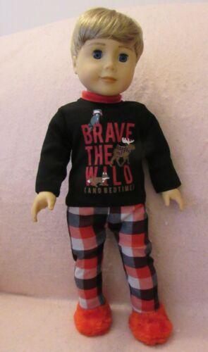 Wild 2 PJ Set fits American Boy Doll 18 Inch Clothes Seller lsful