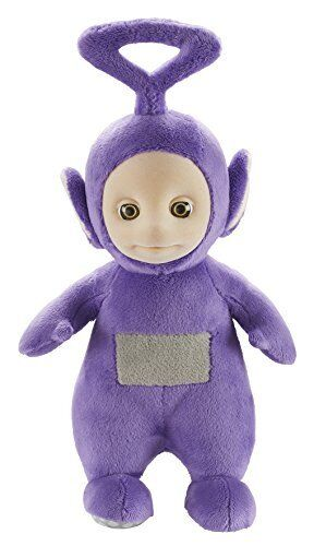 Teletubbies Talking Tinky Winky Soft Toy  Purple
