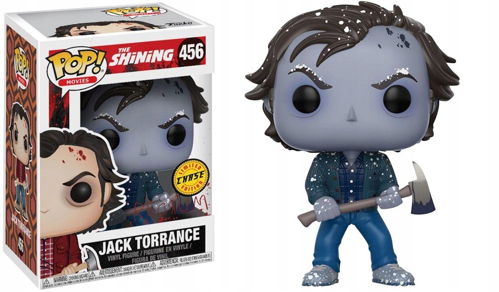 Echt The Shining Pop  Vinyl Figur Jack Torrance  456 Limitiert Jagd Edition