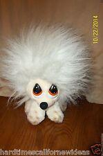 Vintage Applause 1982 RARE Clive Sheep Dog Plush Crazy Hair Sad Eyes