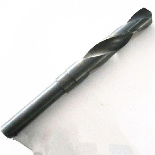22.5mm HSS Reduced Shank Twist Drill Bit M/_M/_S