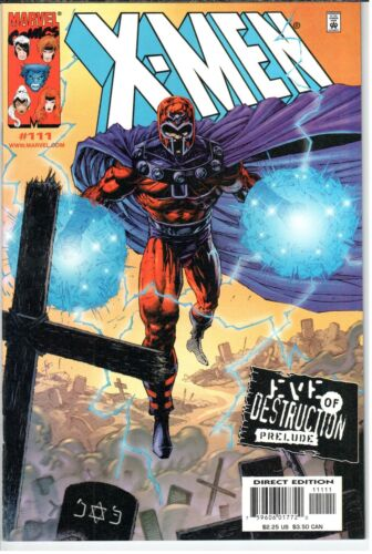 #111 April 2001 Marvel NM 1991 Series 9.2 X-Men