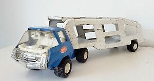 Vintage-Tonka-Motor-Mover-1290-Pressed-Steel-1977-Original-condition
