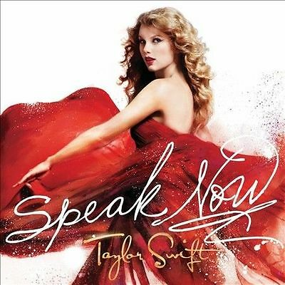 Speak Now [Deluxe Edition] by Taylor Swift (CD, Jan-2012, 2 Discs, Big...